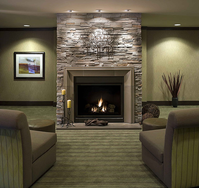 burning-antique-fireplace