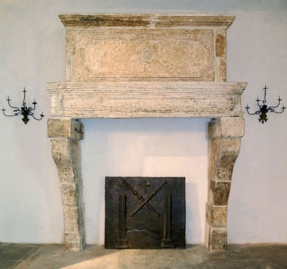 17th-century-fireplace-france